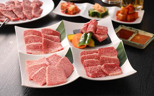 誕生日にはお肉のプレゼント!